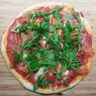 Auf dem Weg zu der perfekten Pizza (Teil I) - einfacher Pizzateig