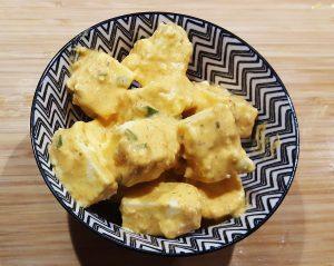 Heute wird paniert und frittiert (Teil I) - Panade Indian Style