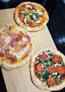 Auf dem Weg zu der perfekten Pizza (Teil IV) - Die richtige Mischung
