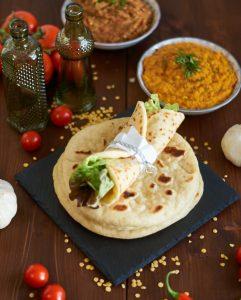 indisches Naan aus der Pfanne | Indian Naan Bread from Stove Top | Tawa Naan | Rezept auf carointhekitchen.com | #Naan #Brot #Bread #indian #indisch #Rezept #Recipe