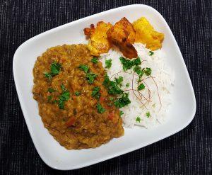Mein Liebling: Berglinsen Curry