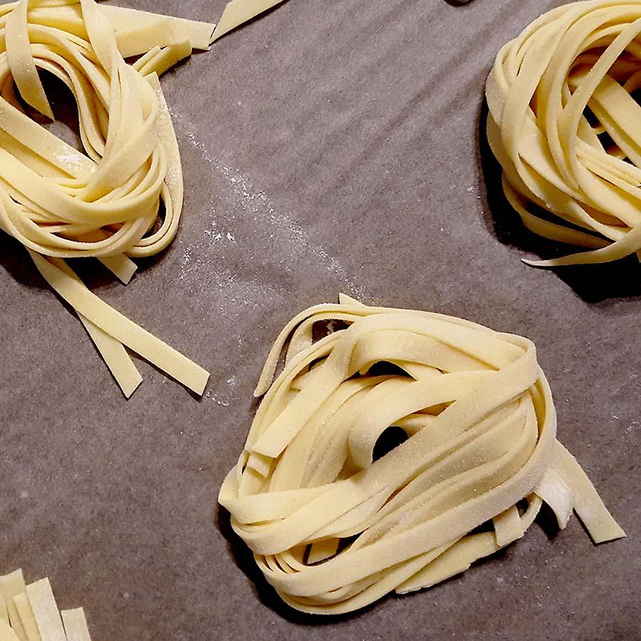 frische Pasta - einfach und schnell