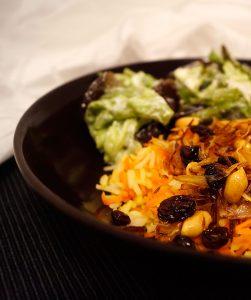 Möhren Reis