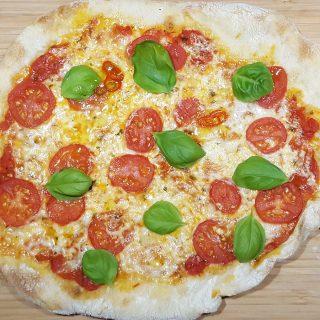 Auf dem Weg zur perfekten Pizza (Teil III) - Der Teig: außen knusprig, innen fluffig