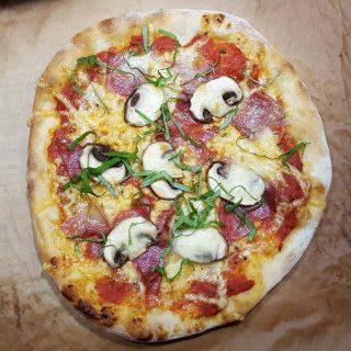 Auf dem Weg zur perfekten Pizza Teil IV - Die Mischung macht's