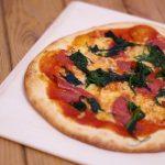 Pizzateig für Minimalisten {Pizza Teil V}