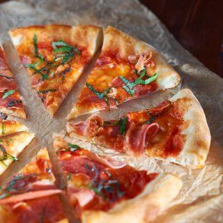 How to: Italienischer Pizzateig