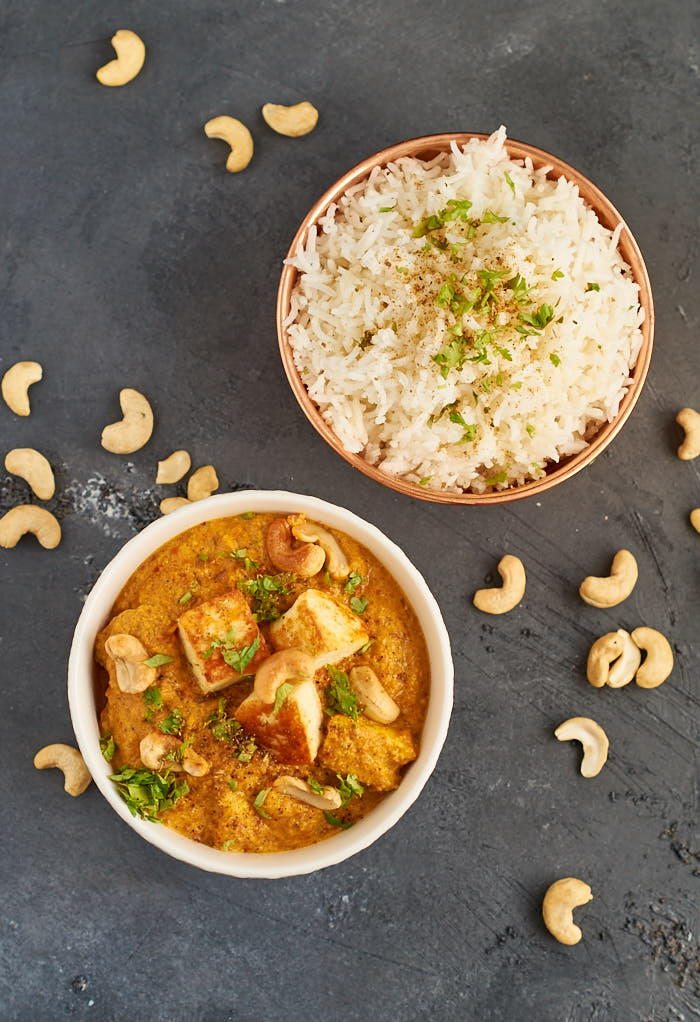 Paneer Korma – Paneer Cashew Curry | Caro in the Kitchen